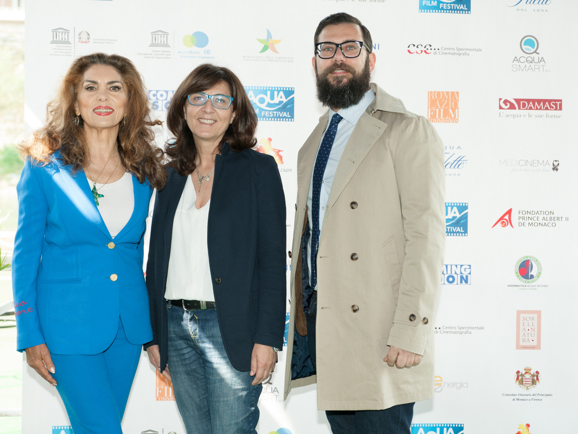 Damast Main Sponsor dell'Aqua Film Festival 2019